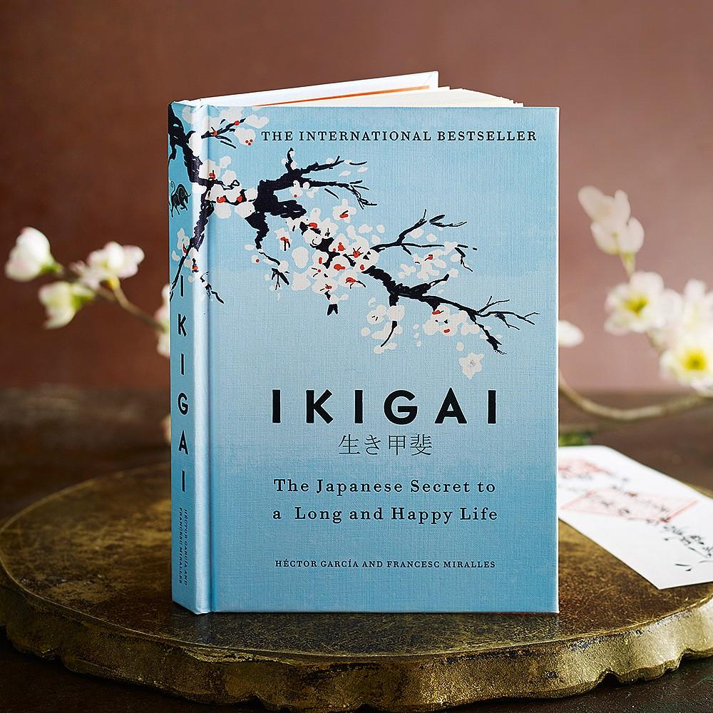 Book of the Month : Ikigai, The Japanese Secret to a Long and Happy Life